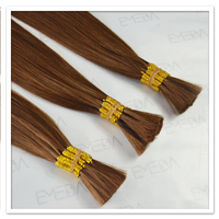Made in mexico products light bulk wholesale brazilian bulk hair extensions without weft