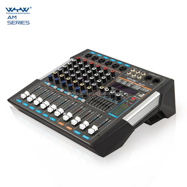 99 dsp effect professional recording audio mixer