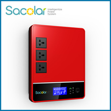 creative design Offgrid solar inverter with modified sine wave for home use
