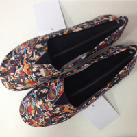 Sublimation Canvas Injection lady Shoes