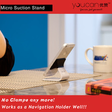 Fashion Design Plastic Micro Suction Phone Stand Milo