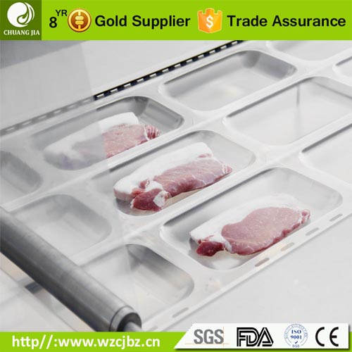 Co-extruded Thermoforming Nylon Stretch Film for Food Vacuum Packaging
