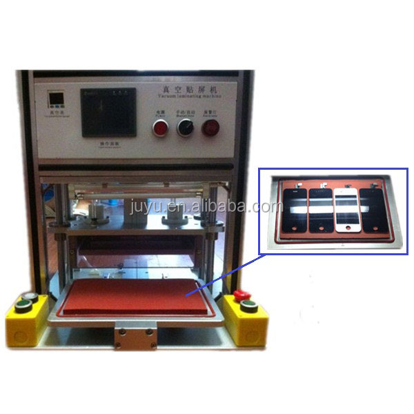 The newborn one,New product high Precision Vacuum OCA Lamination Machine for Touch Panel repair