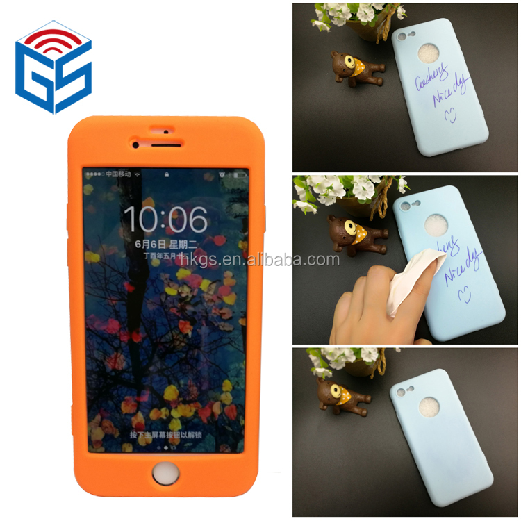 2017 New 360 Degree Ultra-thin Silicone Cute Case Phone Cover For Iphone 5 5S SE 6 6S 7 7 Plus