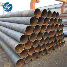 36 inch spiral welded steel pipe
