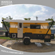 Sunshade Manual Trailer Van Awning, Pop Up Awning For Caravan