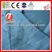 Functional fireproof list of cotton fabrics