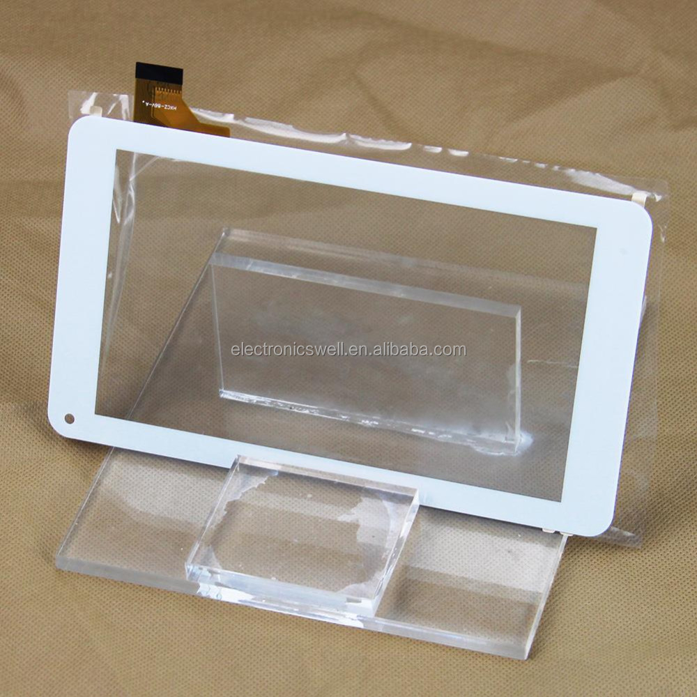 7 Inch Tablet PC XC-PG0700-028-A2-FPC HXCA-86V-A FPC-LZ1015070-V00 Touch Screen, Digitizer, Panel For Dual-core ICOO D70M III