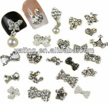 Metal Rhinestones Alloy/Nail Art Decoration / nail art fashion trend for nail salon A