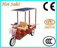 2015 Open Electric/petrol/solar With 800-1000w Strong Power Tricycle,Three Wheels Motorcycle,India Rickshaw,Amthi