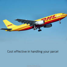 Reliable DHL UPS EMS TNT Aramex Express Delivery door to door Service