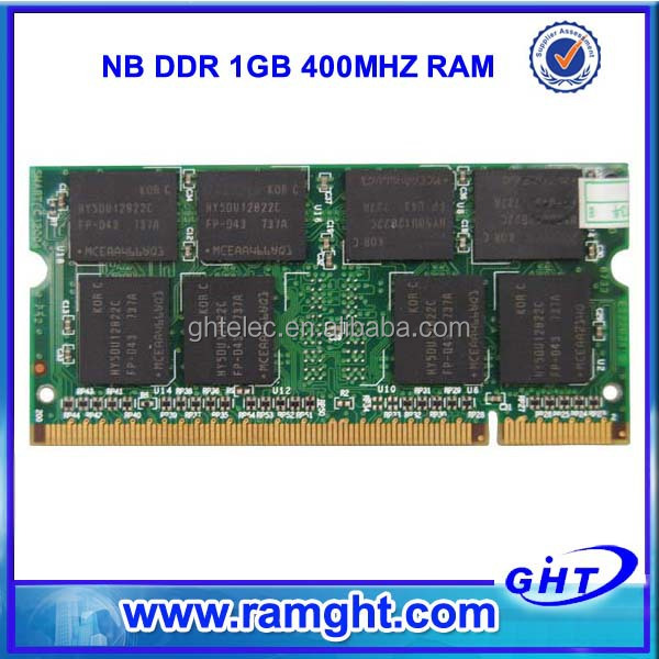 Cheap Chinese RMA less than 1% ddr 1gb ram memory wholesale laptops