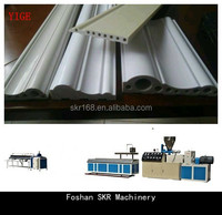 China artificial marble stone production line machinery