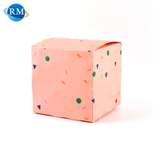 Gift Packaging Paper Box Without Handle