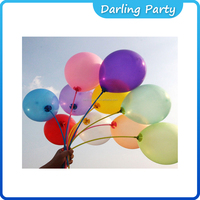 wholesale printing advertising party decoration nature latex balloon