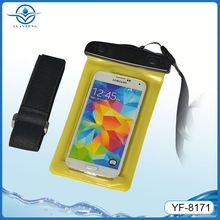 China supplier sport armband waterproof case for samsung galaxy mega 6.3 i9200
