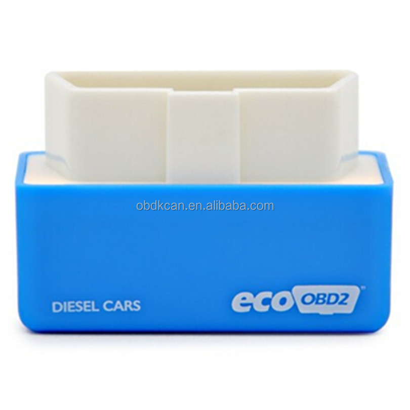 New Arrival EcoOBD2 Diesel Car Chip Tuning Box Plug and Drive OBD2 Chip Tuning Box Lower Fuel and Lower Emission