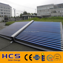 2015 HES vacuum tubes solar water heater collector