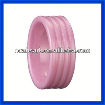hot 2014 ceramic ladder rings TPCR147