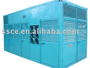 Air cooled Dehumidifier