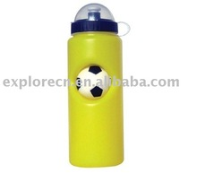Plastic sports water bottle,football bottle,world cup gift