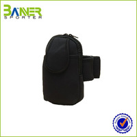Outdoor Sports Neoprene Cellphone Arm Holder Armband Pouch Bag
