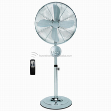 16 inch stand Metal fan/Pedestal fan with remote control