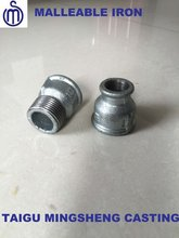 malleable iron pipe fittings/galvanized iron pipe fittings/elbow/tee/coupling/socket/nipple/cross/cap/plug