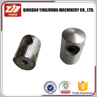 bracket bar holder handrail accessory stainless steel bar holder 13mm hole through bar holder