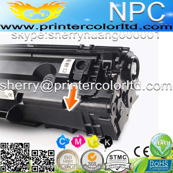 School Supplies for HP Printer Cartridges CF283A CE285A CB435A for Laser Printers
