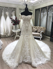 2018 chapel train mermaid wedding dresses istanbul for big women