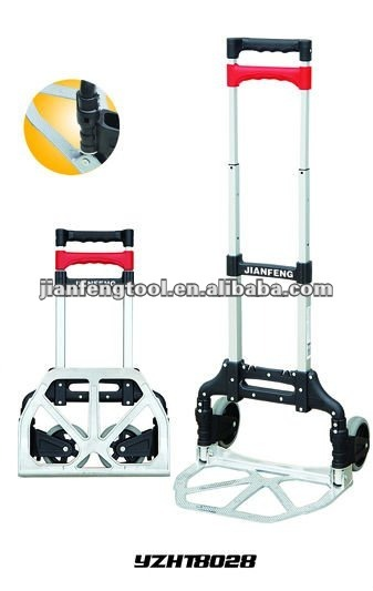 aluminum airport luggage trolley ph 70kgs