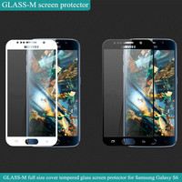Full coverage dragontrail tempered glass for Samsung Galaxy S6