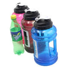 eco friendly clear plastic drinking big bottle bpa free 2.2l, 2.5l large capacity water bottles