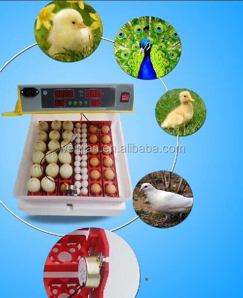 best price 48 mini egg incubator with 36 quail egg incubator