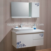 Lacquer Oppein lacquer Bathroom Cabinet furniture
