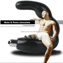 Quality Guaranteed Toy G Spot point Stimulate plush Vibrator Massager For Male