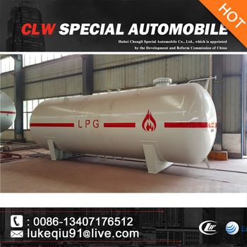 5 m3 presseure vessel lpg tank for sale
