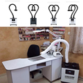 Professional Nail Salon Fume Extractor, Nail Dust Collector