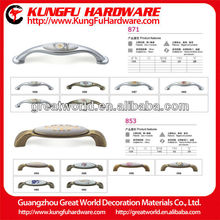Ceramic handle car door handle cover