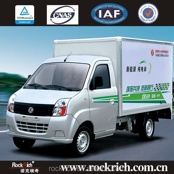 Hot sale Dongfeng 20KW 1.5ton electric mini cargo van