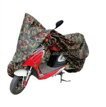 Custom Design Sun Protection Waterproof Oxford Rain Cover for Scooter