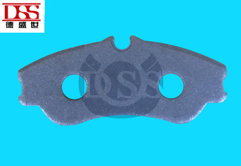 Steeled Brake D1190 Back Plate for Citroen Peugeot