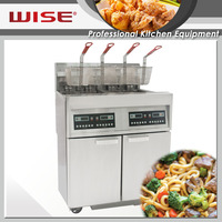 Top Performance User Friendly 56L Multipurpose Deep Fryer from Manufacturer