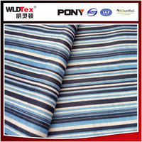 Hot sell recycled viscose 100 polyester twill fabric