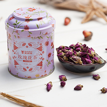 Organic Chinese Dried Rose Bud Flower Herbal Tea for Weight Lose