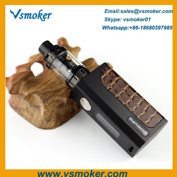 Crazy Built In Battery Dovpo Ember 80W TC Box Mod