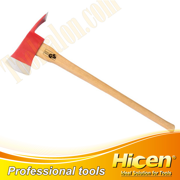 Professional Chisel Axe with Wooden Handle