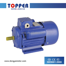 TOPPER ALUMINIUM WIRE CAST IRON HOUSING SINGLE PHASE AC motor