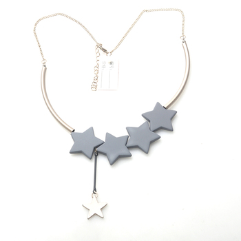 Newest necklace fan star courage necklace